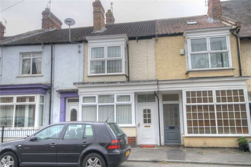 2 Bedrooms Terraced House for sale in Hurworth Road, Hurworth Place, Darlington, DL2