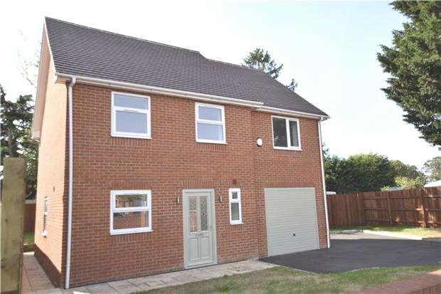 4 Bedrooms Detached House for sale in 174 Cheltenham Road East, Churchdown, GLOUCESTER, GL3 1AL