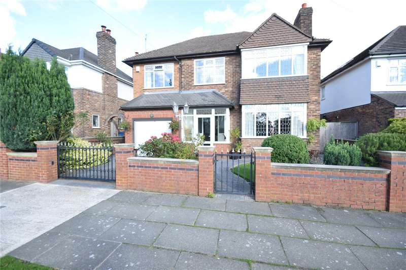 4 Bedrooms Detached House for sale in Childwall Park Avenue, Childwall, Liverpool, L16