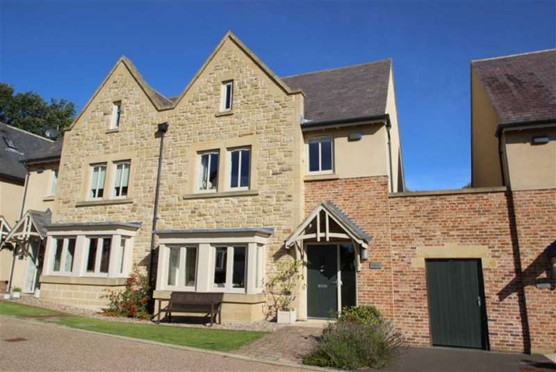 4 Bedrooms Semi Detached House for sale in Sixpence, Florin Court, Hartford Hall, Bedlington, NE22