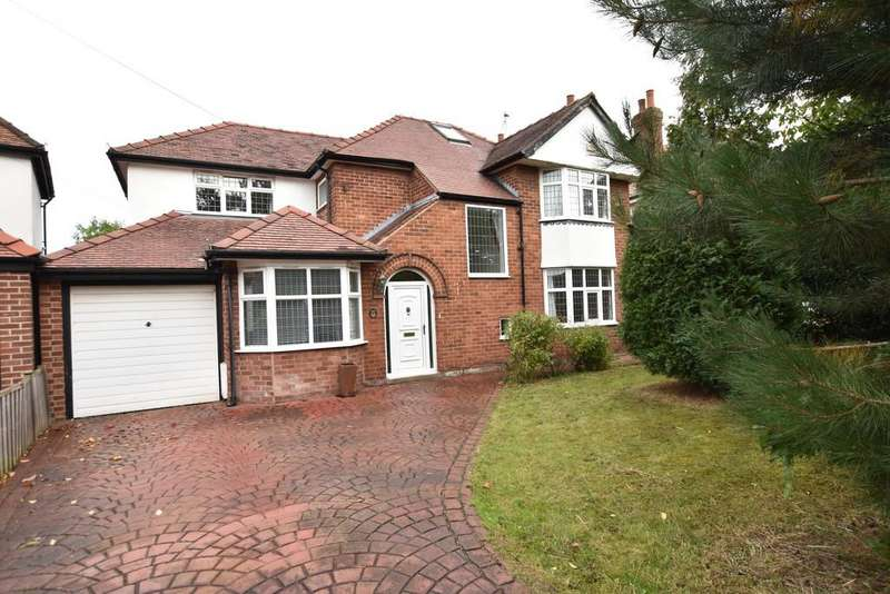 4 Bedrooms Detached House for sale in Upton Lane, Upton