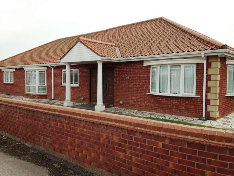 4 Bedrooms Detached Bungalow for sale in Kenwood, Withernsea