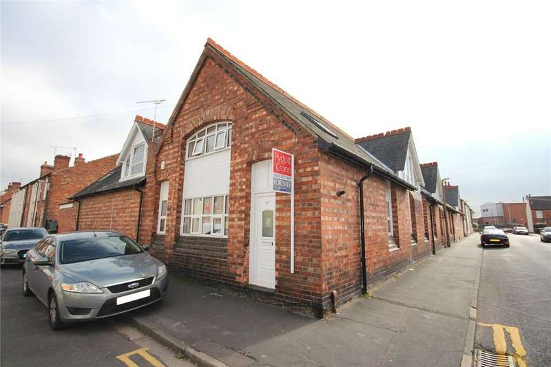 3 Bedrooms Terraced House for sale in Bargate, Lincoln, LN5