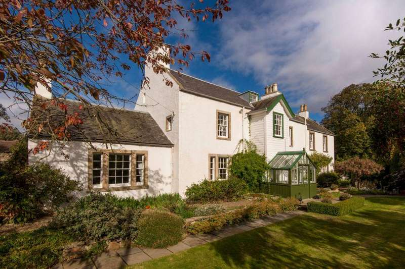 4 Bedrooms Detached House for sale in St Lawrence House, West Road, Haddington, EH41 3RE