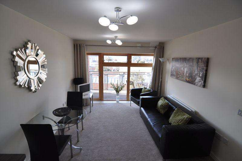 1 Bedroom Apartment Flat for sale in Broad Weir, Bristol