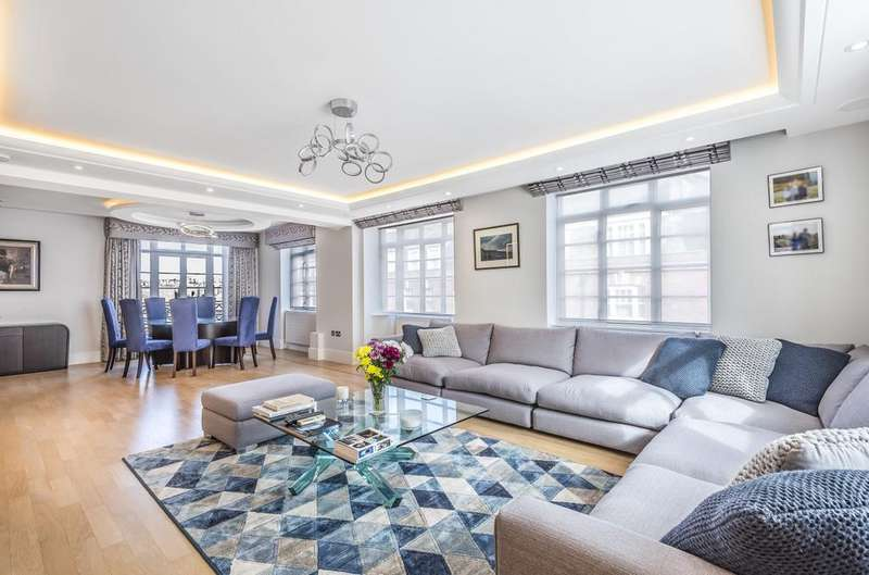4 Bedrooms Apartment Flat for sale in George Street, Marylebone, London W1H