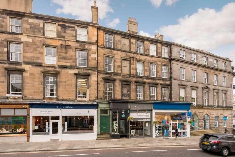 3 Bedrooms Flat for sale in 18/1 Queensferry Street, Edinburgh, EH2 4QW