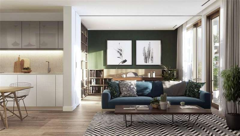 1 Bedroom Flat for sale in The oTTo, Hackney, The Otto Buildings, E5