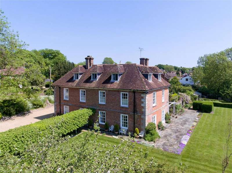 7 Bedrooms Detached House for sale in Gussage All Saints, Wimborne, Dorset, BH21
