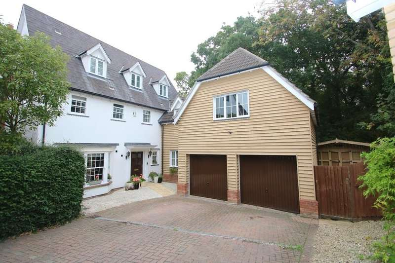 5 Bedrooms Detached House for sale in Etheldore Avenue, Hockley