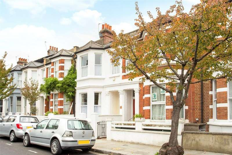 4 Bedrooms Terraced House for sale in Bracewell Road, Notting Hill, London, W10
