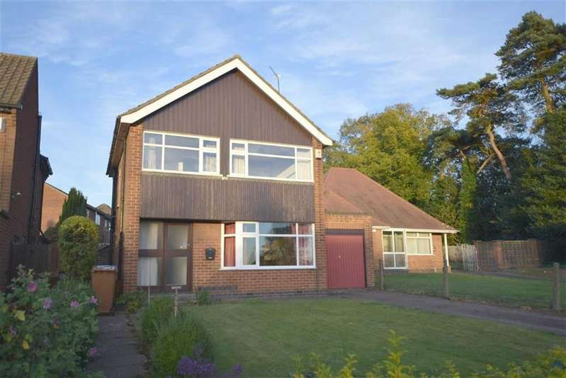 3 Bedrooms Detached House for sale in Hollycroft, Hinckley, Leicestershire