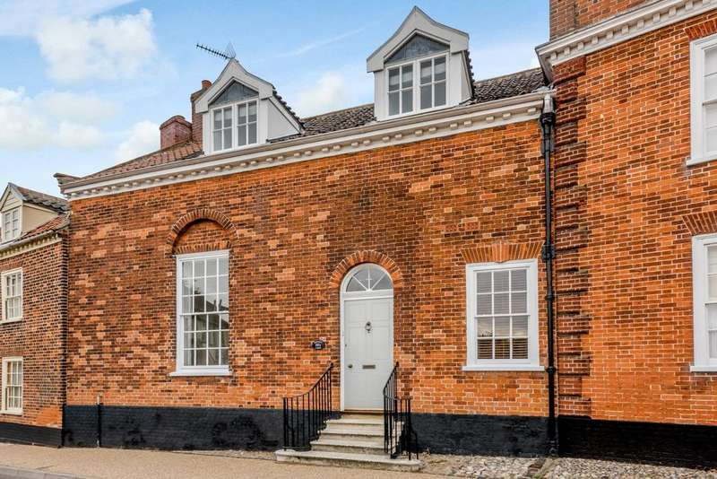 2 Bedrooms Terraced House for sale in Northgate, Beccles, Suffolk, NR34