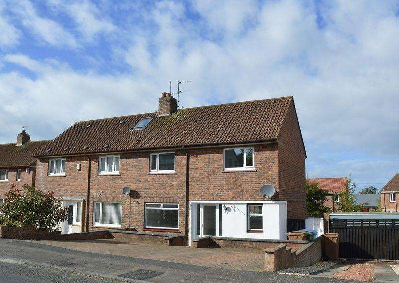3 Bedrooms Semi-detached Villa House for sale in Hillfoot Road, Ayr