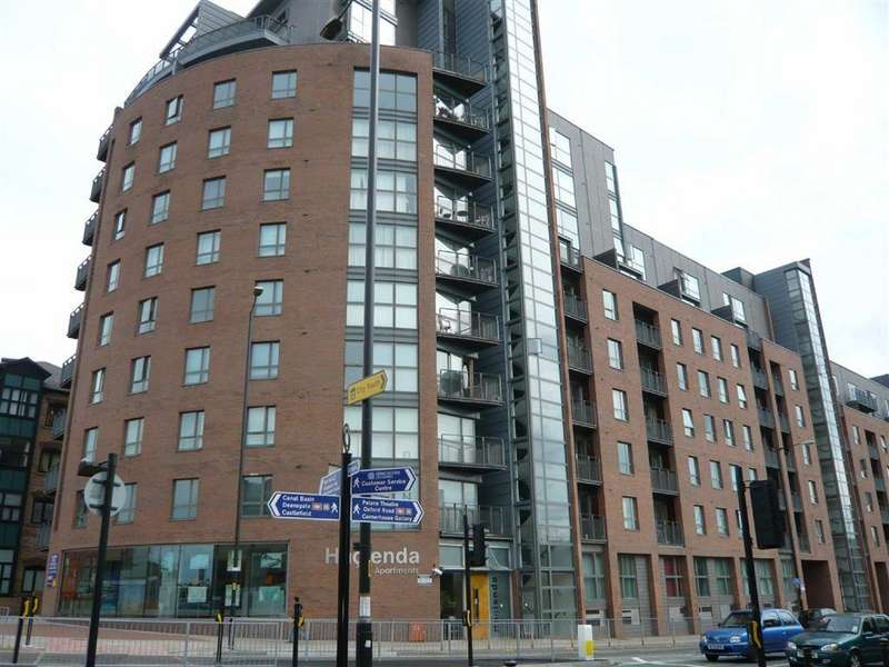 1 Bedroom Flat for sale in The Hacienda, 11 - 15 Whitworth Street West, Manchester