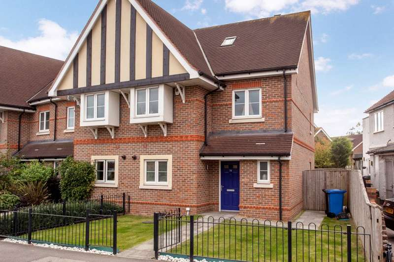 4 Bedrooms End Of Terrace House for sale in Waltham Road, Maidenhead, Berkshire, SL6