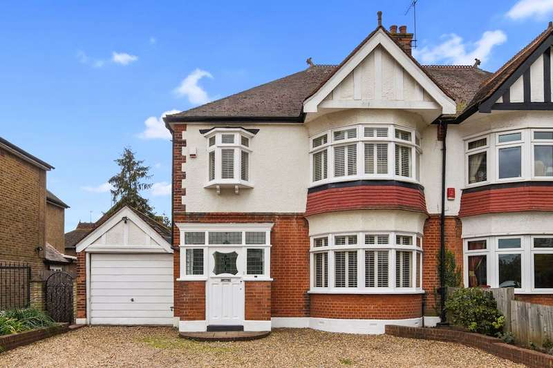 4 Bedrooms Semi Detached House for sale in Forest View North Chingford