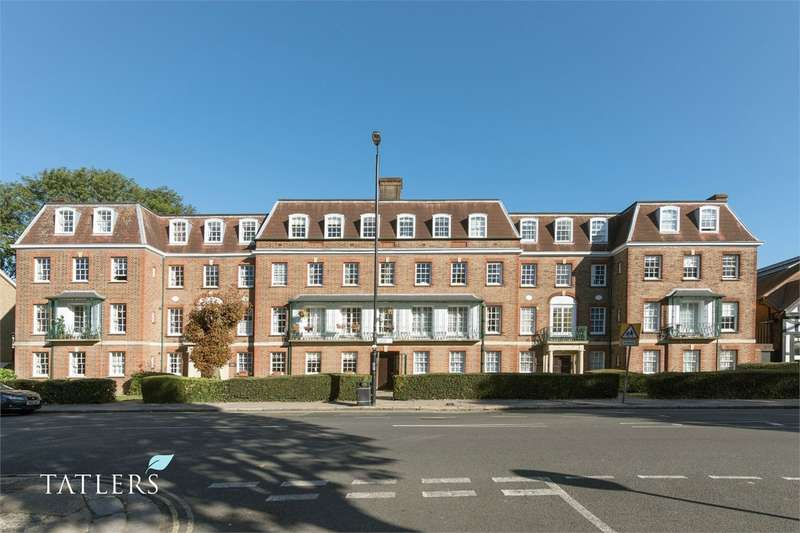 3 Bedrooms Flat for sale in Long Ridges, Fortis Green, East Finchley, London