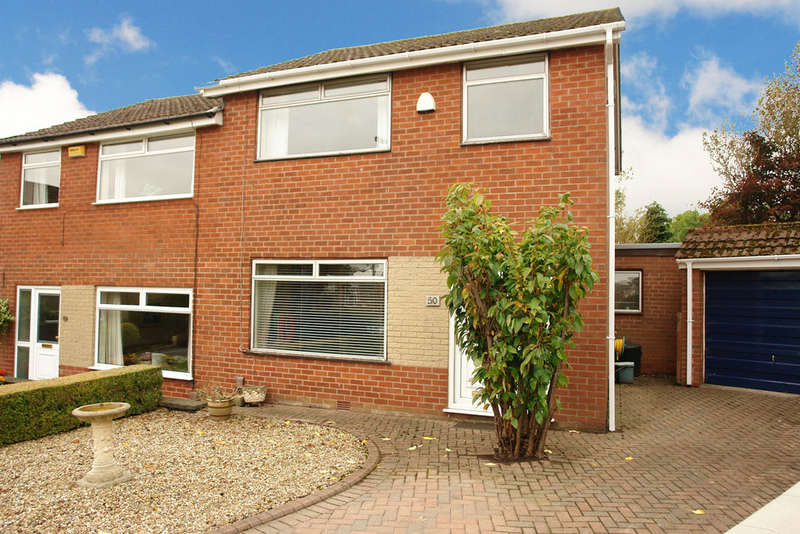 3 Bedrooms Semi Detached House for sale in Beechwood Drive, Royton