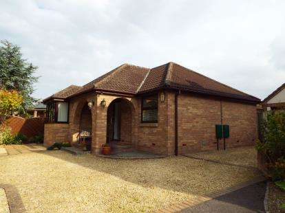 3 Bedrooms Bungalow for sale in The Coppice, Bradley Stoke, Bristol, Gloucestershire