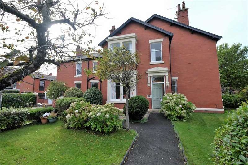 4 Bedrooms Semi Detached House for sale in Church Road, Lytham St Annes
