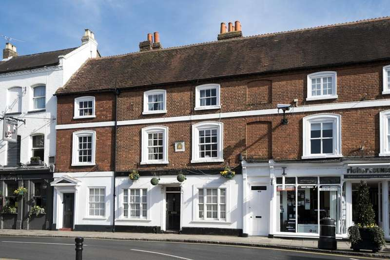 5 Bedrooms Terraced House for sale in High Street, Eton SL4