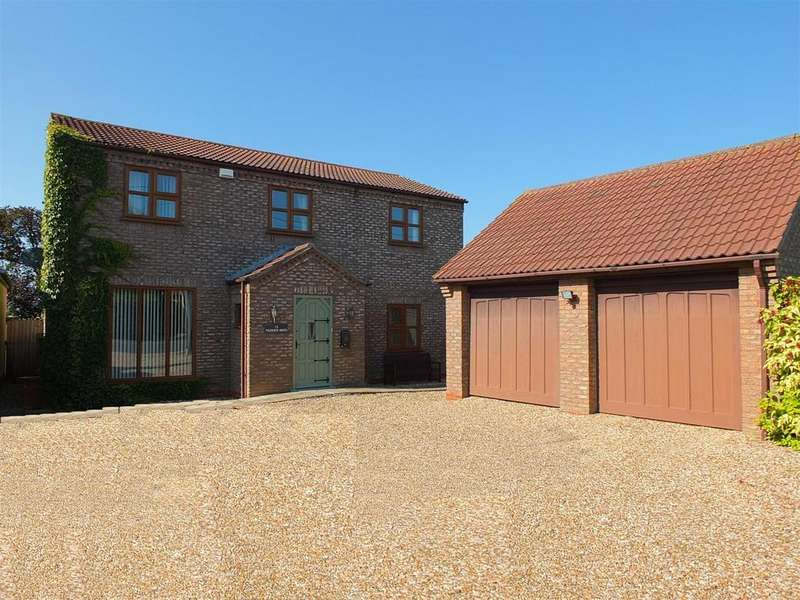 4 Bedrooms Detached House for sale in Lowgate, Lutton