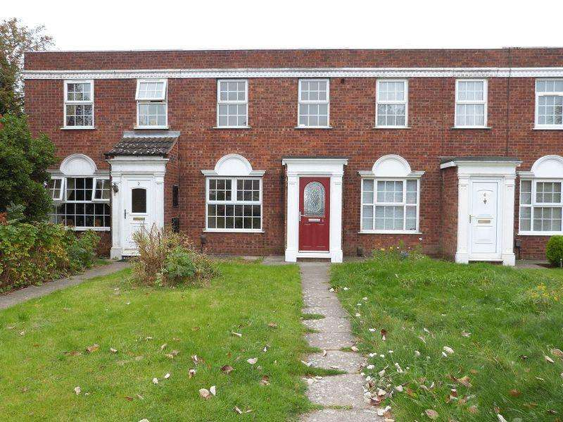 3 Bedrooms Terraced House for sale in Hardwick Crescent, Syston