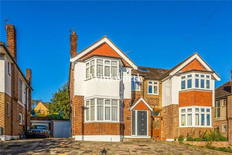 3 Bedrooms Semi Detached House for sale in Morton Way, London, N14