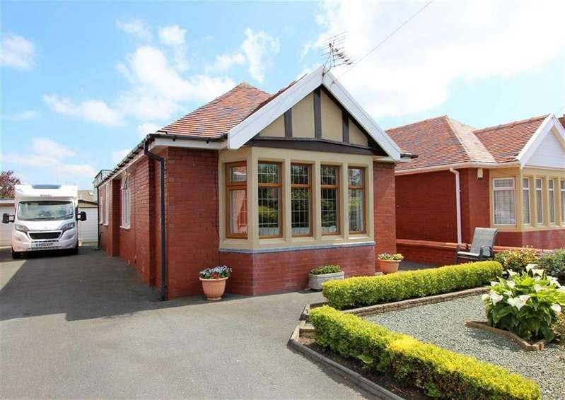 2 Bedrooms Semi Detached Bungalow for sale in Baltimore Road, Lytham St Annes, Lancashire