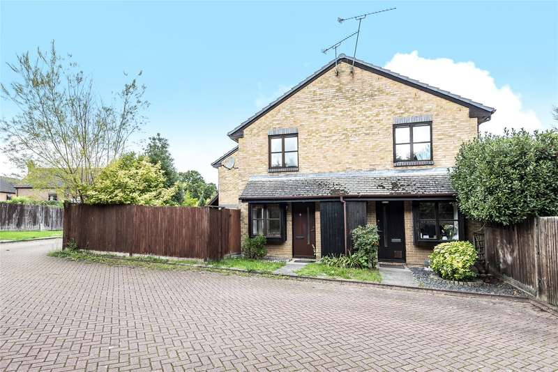 1 Bedroom End Of Terrace House for sale in All Saints Close, Wokingham, Berkshire, RG40