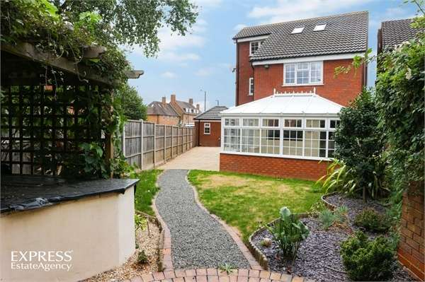 4 Bedrooms Detached House for sale in Rectory Road, Sutton Coldfield, West Midlands