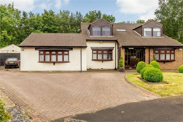 5 Bedrooms Detached House for sale in Whitby Drive, Washington, Tyne and Wear