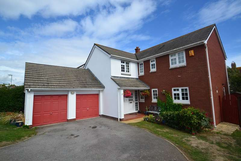 5 Bedrooms Detached House for sale in Weymouth
