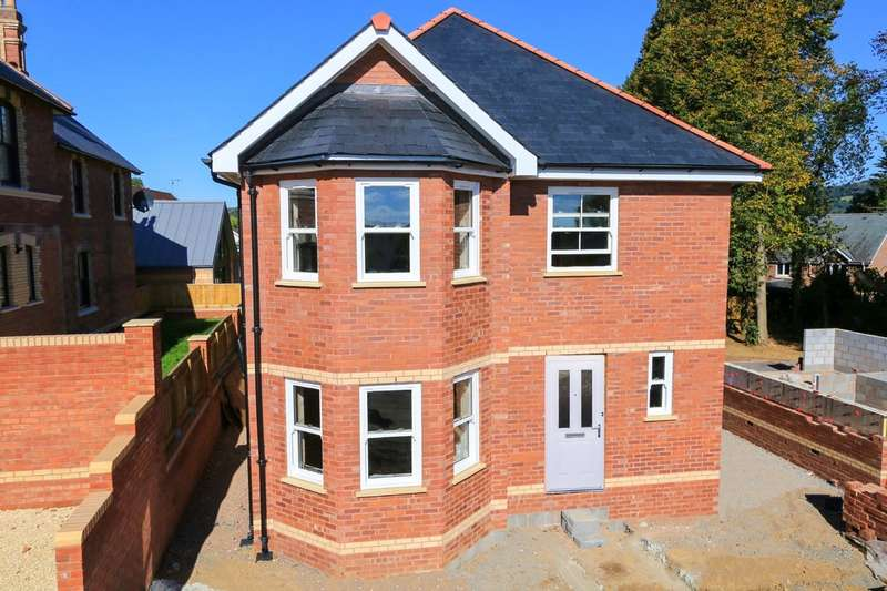 4 Bedrooms Detached House for sale in Brimley Road, Bovey Tracey