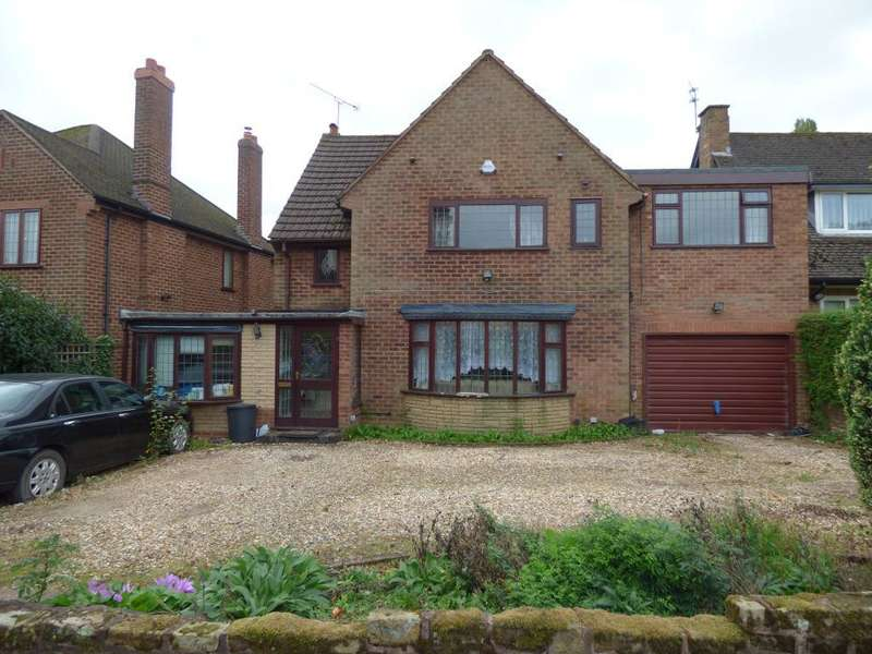5 Bedrooms Detached House for sale in Fairmead Rise, Kings Norton, Birmingham, B38 8BS