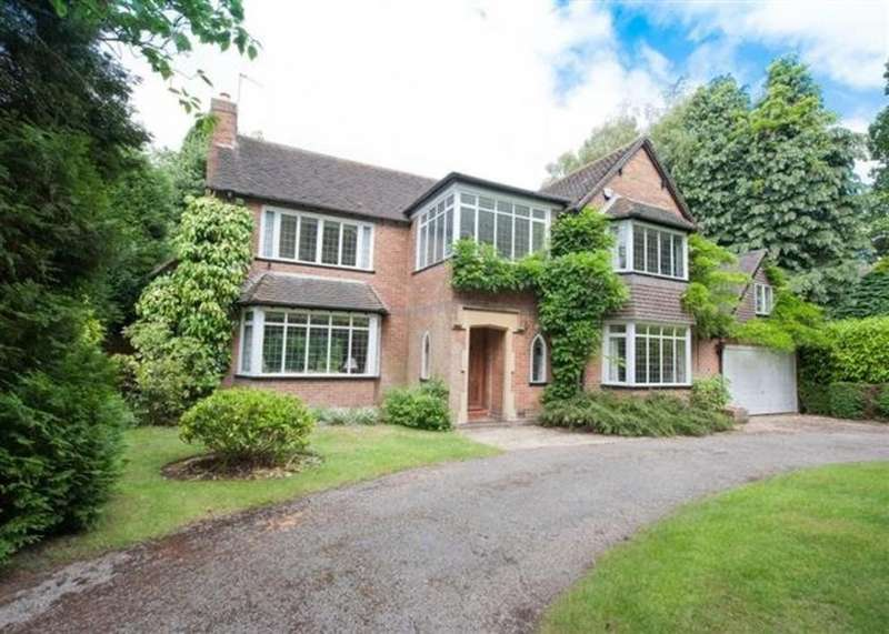 6 Bedrooms Detached House for sale in Talbot Avenue, Little Aston