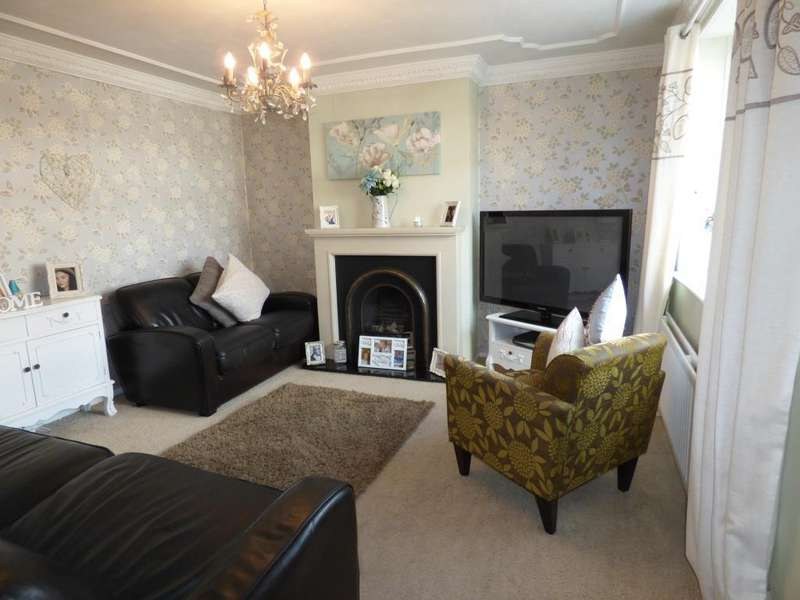 3 Bedrooms Terraced House for sale in Stafford Road, Grangetown, Middlesbrough, TS6