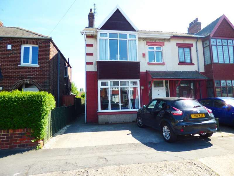 4 Bedrooms Semi Detached House for sale in Poplar Grove, South Bank, Middlesbrough, TS6