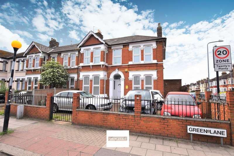 8 Bedrooms End Of Terrace House for sale in Green Lane, Ilford, IG3