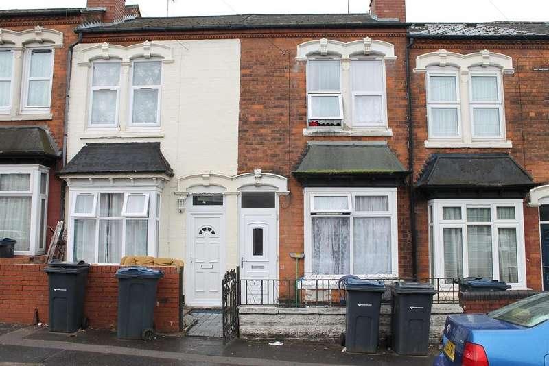 3 Bedrooms Terraced House for sale in Kentish Road, Handsworth, Birmingham, B21 0BA