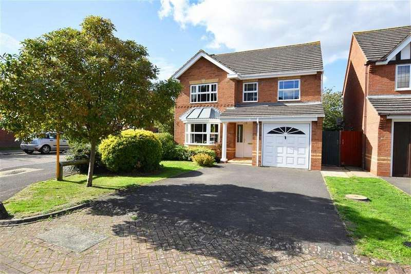 4 Bedrooms Detached House for sale in Braeburn Close, Longlevens