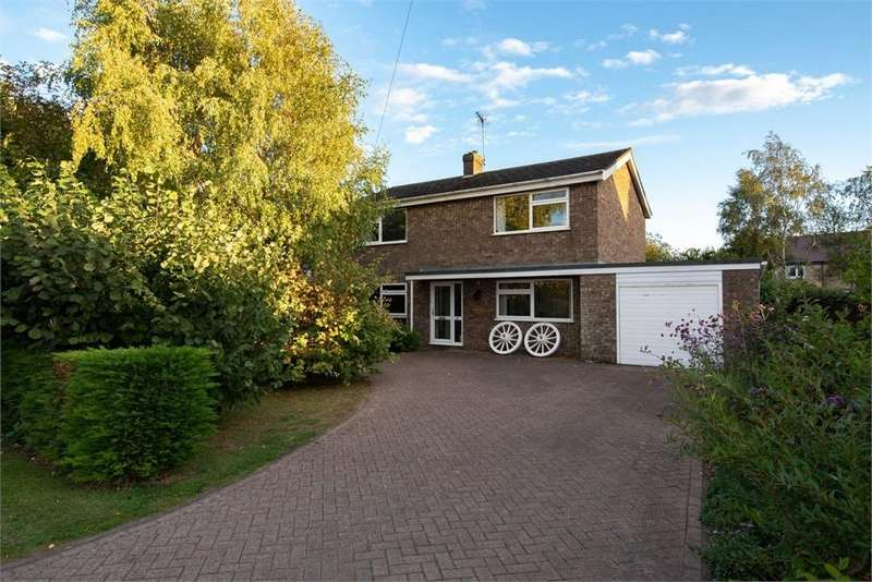 4 Bedrooms Detached House for sale in Tytton Lane East, Wyberton, Boston, Lincolnshire