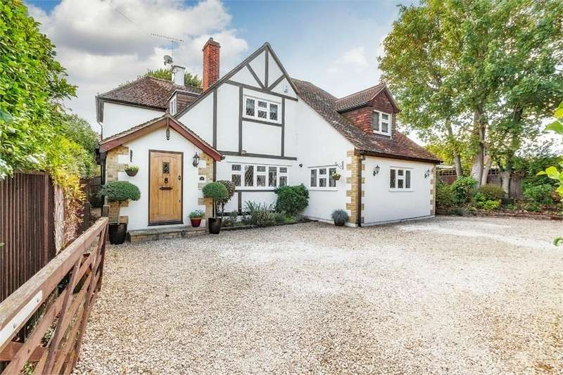 4 Bedrooms Detached House for sale in Orchard Road, Old Windsor, Berkshire