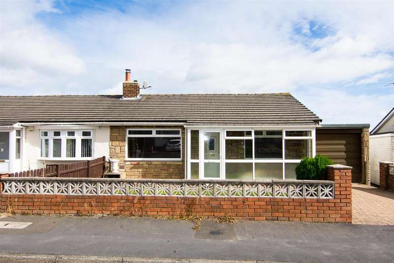 2 Bedrooms Bungalow for sale in Greenways, Consett, DH8 7DG