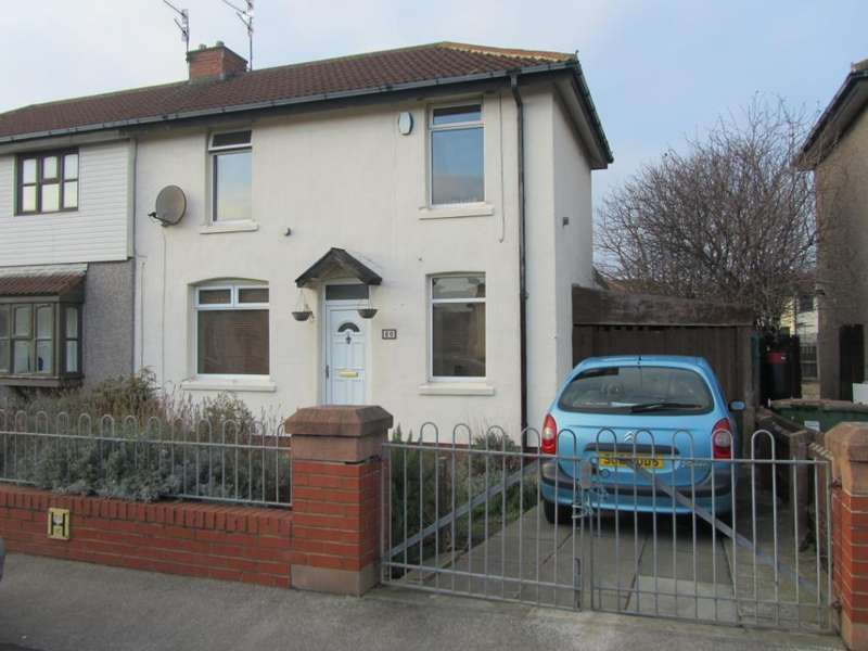 2 Bedrooms Semi Detached House for sale in Eastcroft Road, Grangetown, Middlesbrough, TS6