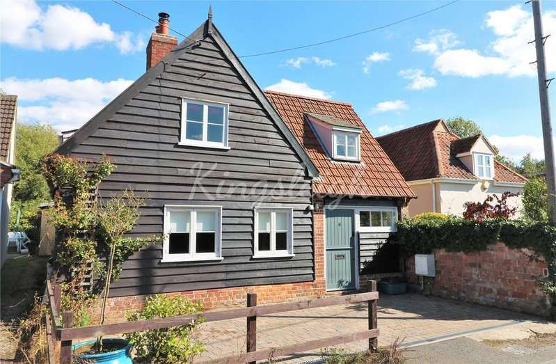 2 Bedrooms Detached House for sale in Anchor Lane, The Heath, Colchester, Essex, CO7