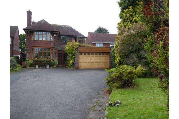4 Bedrooms House for sale in STAFFORD ROAD, BLOXWICH