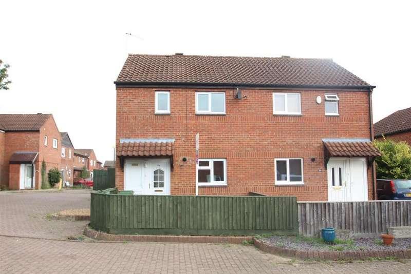 3 Bedrooms Semi Detached House for sale in Wandlebury, Giffard Park, Milton Keynes