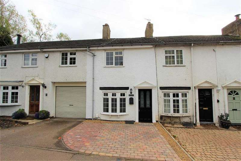 2 Bedrooms Terraced House for sale in Briggington Cottages, Hockliffe Road, Leighton Buzzard